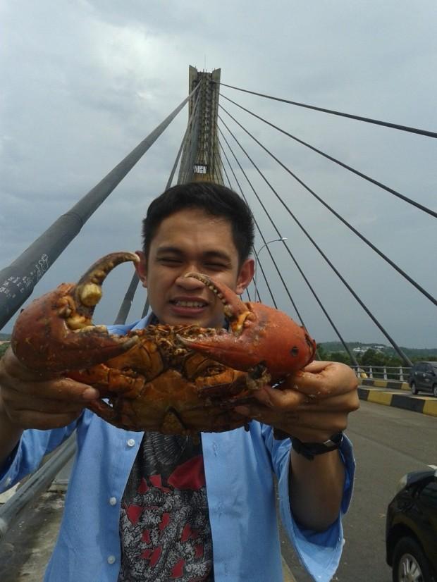 Kepiting Jumbo